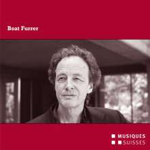 Beat Furrer (geb. 1954): Cold and calm and moving für Flöte, Harfe & Streichtrio, CD