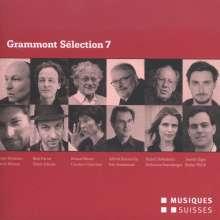 Grammont Selection 7 - Schweizer Uraufführungen aus dem Jahr 2013, 2 CDs