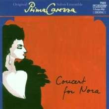 Prima Carezza - Concert for Nora, CD