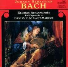 Johann Sebastian Bach (1685-1750): Toccata & Fuge d-moll BWV 565, CD