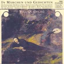 Will Quadflieg - In Märchen & Gedichten, CD