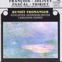 Benoit Fromanger - Französische Flötenkonzerte, CD
