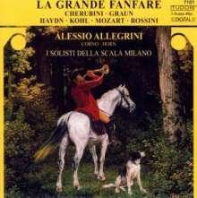 Alessio Allegrini - La Grande Fanfare, CD