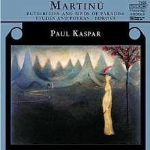 Bohuslav Martinu (1890-1959): Klavierwerke Vol.2, CD