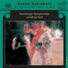 Franz Schubert (1797-1828): Symphonien Nr.5 & 6, Super Audio CD