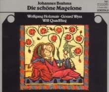Johannes Brahms (1833-1897): Die Schöne Magelone op.33, 2 CDs