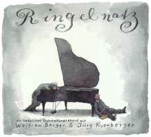 Wolfram Berger/Jürg Kienberger: Ringelnatz - Ein liederlicher Unterhaltungsabend, CD