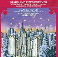 Hannes Meyer - Stars and Pipes forever, CD