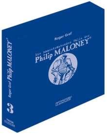 Graf,Roger:Philip Maloney Box Vol.3 (Folgen 11-15), 5 CDs