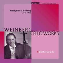Mieczyslaw Weinberg (1919-1996): Werke für Cello, CD