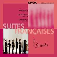 Ensemble Pyramide - Suites Francaises, CD