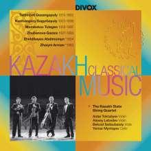 Kazakh State String Quartet - Kazakh Composers, Super Audio CD