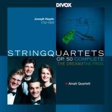 Joseph Haydn (1732-1809): Streichquartette Nr.44-49 (op.50 Nr.1-6), 2 CDs