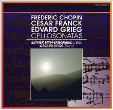 Esther Nyffenegger,Cello, CD