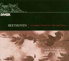 Ludwig van Beethoven (1770-1827): Sämtliche Werke für Cello & Klavier, 2 CDs