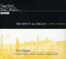 Barocco Italiano für 2 Trompeten & Orgel, CD
