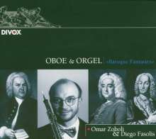 Barocke Fantasien für Oboe & Orgel, CD