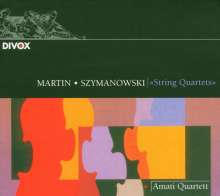 Amati-Quartett, CD