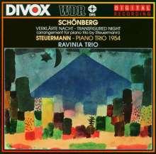 Eduard Steuermann (1892-1964): Klaviertrio (1954), CD