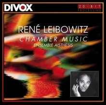 Rene Leibowitz (1913-1972): Kammermusik, CD