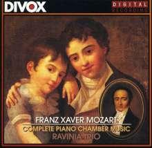 Franz Xaver Mozart (1791-1844): Klavierquartett op.1, CD
