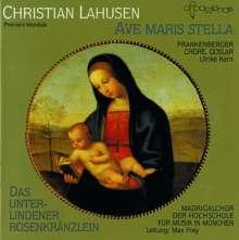 Christian Lahusen (1886-1975): Ave Maris Stella (Marienliederzyklus), CD