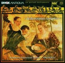 "Giulio Caccini (1545-1618): Madrigali & Arie ""Dolcissimo sospiro"", SACD"