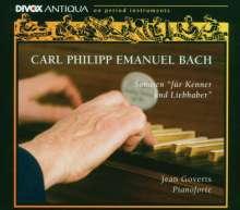 Carl Philipp Emanuel Bach (1714-1788): Für Kenner und Liebhaber, CD