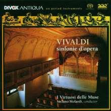 Antonio Vivaldi (1678-1741): Ouvertüren, SACD
