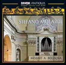 Stefano Moldari - Mozart A Bologna, CD