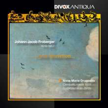 "Johann Jacob Froberger (1616-1667): Cembalowerke ""...avec discretion..."", CD"