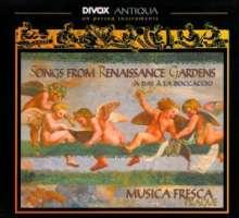 "Songs from Renaissance Gardens ""A Day a la Boccaccio"", CD"