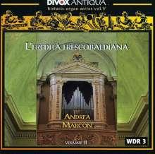The Heritage of Frescobaldi II, CD