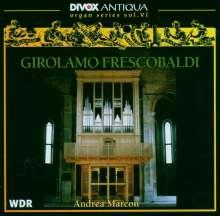 Girolamo Frescobaldi (1583-1643): Orgelwerke, CD