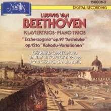 "Ludwig van Beethoven (1770-1827): Klaviertrio Nr.7 ""Erzherzogstrio"", CD"