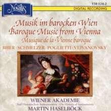 Musik im barocken Wien, CD