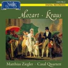 Wolfgang Amadeus Mozart (1756-1791): Klaviersonaten zu vier Händen KV 497 für Flöte & Streichtrio, CD