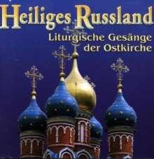Heiliges Russland - Liturgische Gesänge der Ostkirche, 2 CDs
