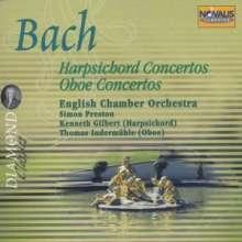 Johann Sebastian Bach (1685-1750): Oboenkonzerte BWV 1053,1055,1059, 2 CDs