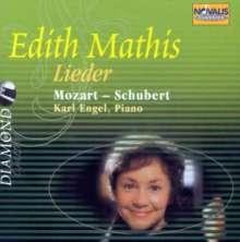 Edith Mathis singt Lieder, 2 CDs