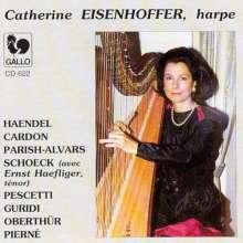 Catherine Eisenhoffer,Harfe, CD
