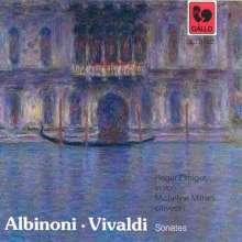 Tomaso Albinoni (1671-1751): Violinsonaten op.6 Nr.2,4,7, CD