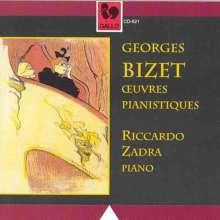 Georges Bizet (1838-1875): Klavierwerke, CD