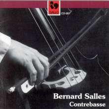 Bernard Salles - Werke f.Kontrabaß & Streichquintett, CD