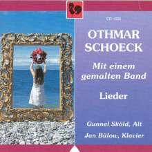 Othmar Schoeck (1886-1957): Lieder, CD
