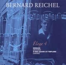 Bernard Reichel (1901-1992): Emmaus (Oratorium), CD