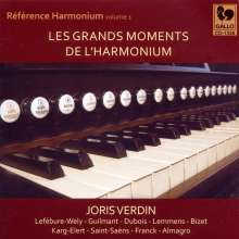 Reference Harmonium Vol.1 - Les Grands Moments De L'Harmonium, CD