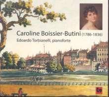 Caroline Boissier-Butini (1786-1836): Klavierwerke, CD