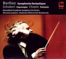 Berlioz: Symphonie Fanstastique, CD