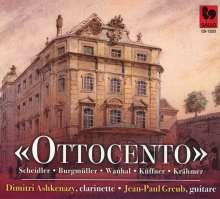 Dimitri Ashkenazy & Jean-Paul Greub - Ottocento, CD